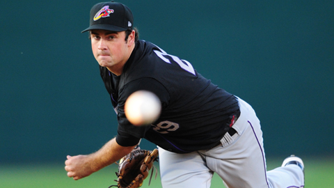 Akron's T.J. McFarland is 4-1 with a 2.22 ERA in five starts this year.