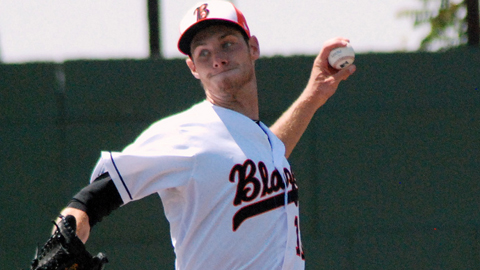 Tony Cingrani leads the Minor Leagues with a 0.32 ERA in five starts.