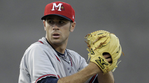 Sean Gilmartin is one of four Minor Leaguers with two complete games.
