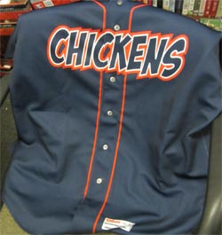 Thunder Chickens Jersey