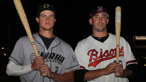 Wil Myers, with the IL's Matt Harvey, was named the PCL's Star of Stars.