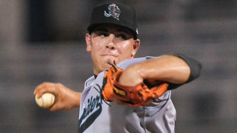 Jose Fernandez led the Minors with a 0.93 WHIP in 2012.