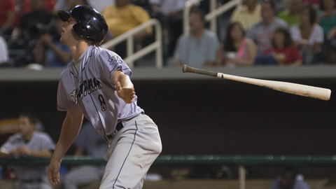 Wil Myers posted a .987 OPS between two levels this season.